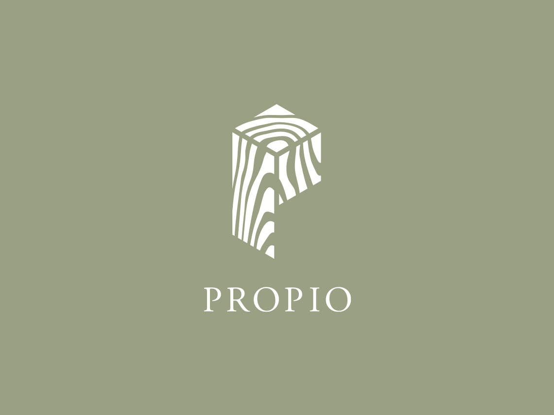 propio logotype